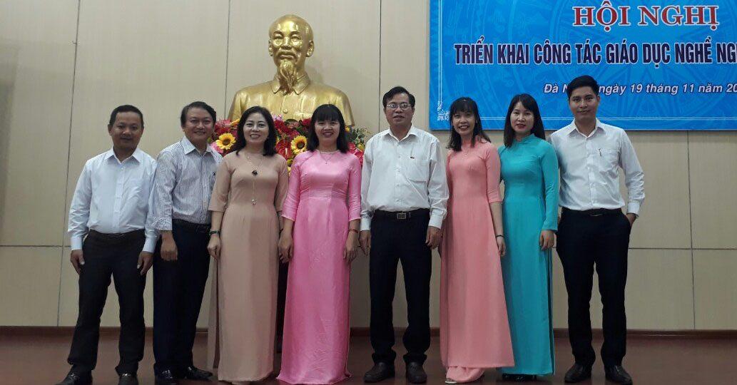 Cán bộ giảng viên Trường Cao Đẳng Nguyễn Văn Trỗi