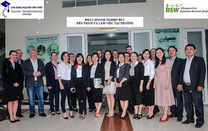 Kết nối doanh nghiệp Đức - Việt